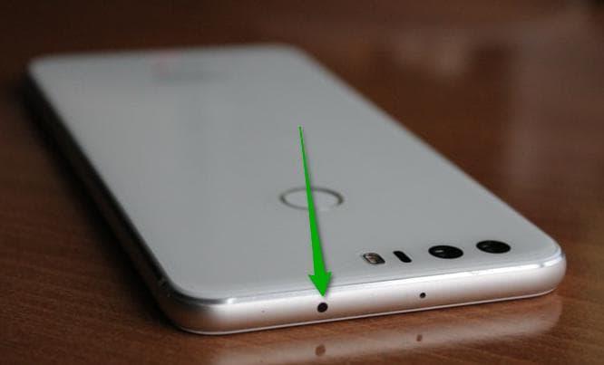 ИК-порт на смартфоне