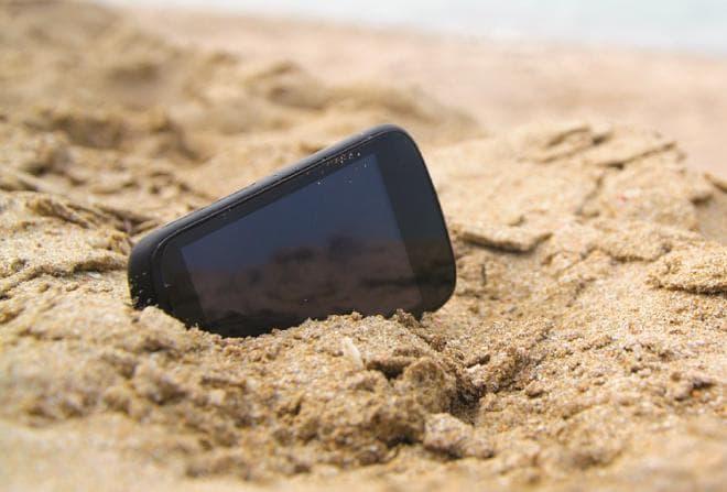 IP67, защита от пыли и песка