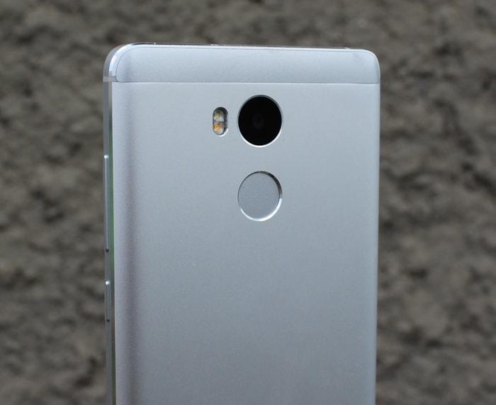 Сканер отпечатков пальцев Xiaomi Redmi 4 Pro