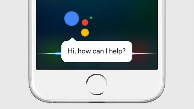 Google Assistant для iPhone