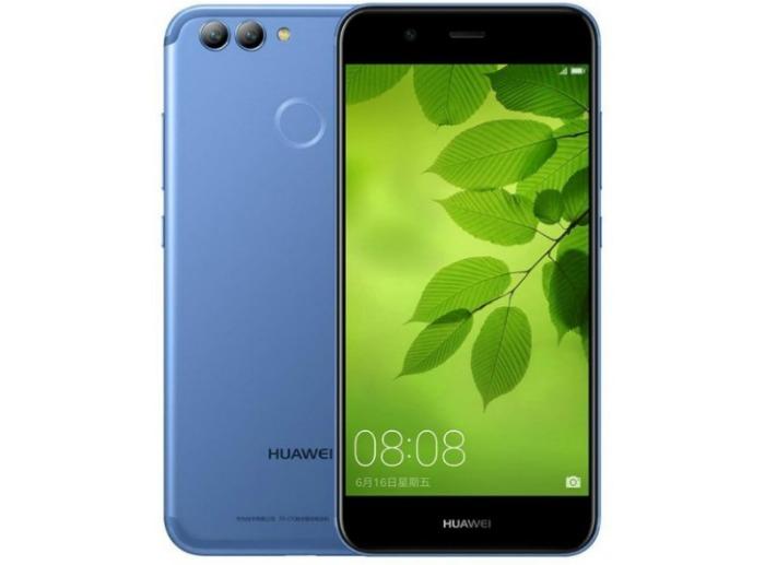 Huawei представила мобильные телефоны Nova 2 скамерами на20 мегапикселей