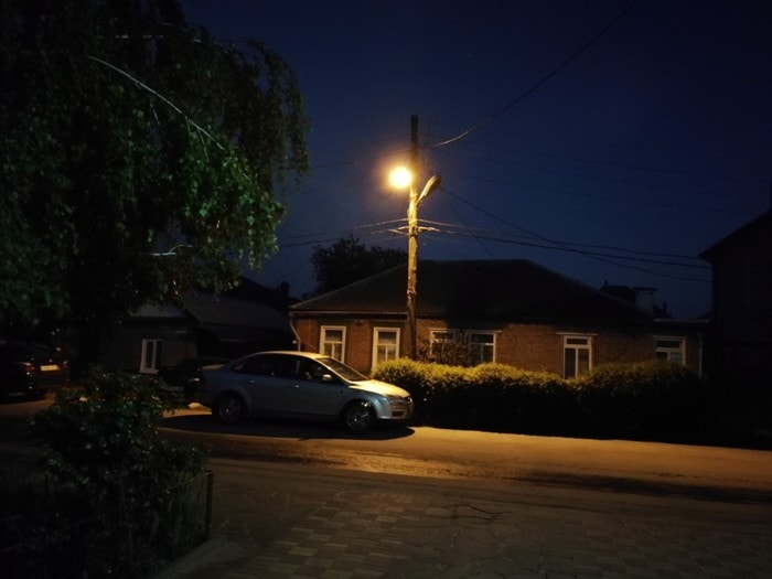 Фото на Huawei P10