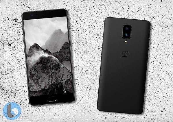 Размещены новые изображения телефона OnePlus 5 в различных цветовых вариантах