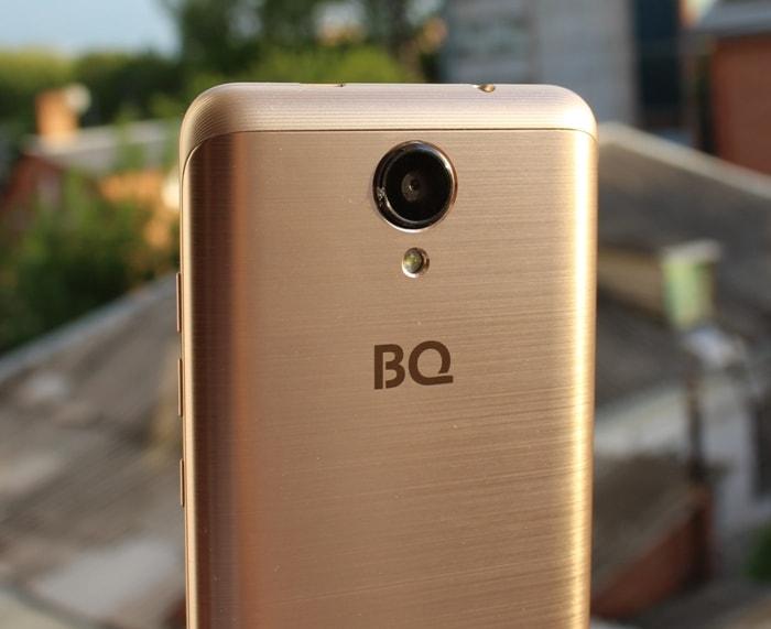 Камера BQ Strike 2
