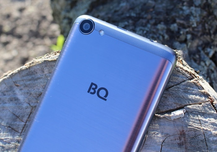 Камера BQ Strike Power