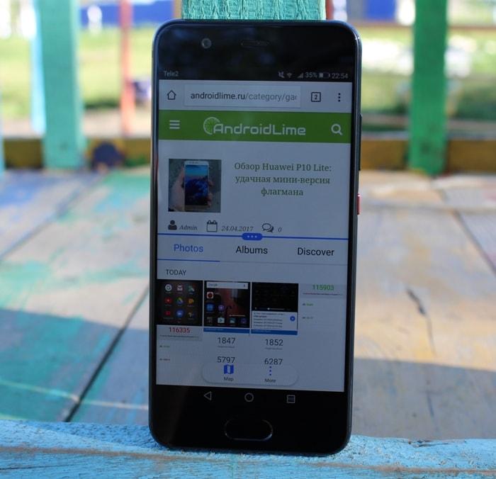 Дисплей Huawei P10