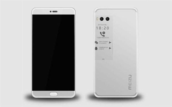 Meizu готовит флагманский смартфон с 2-мя экранами