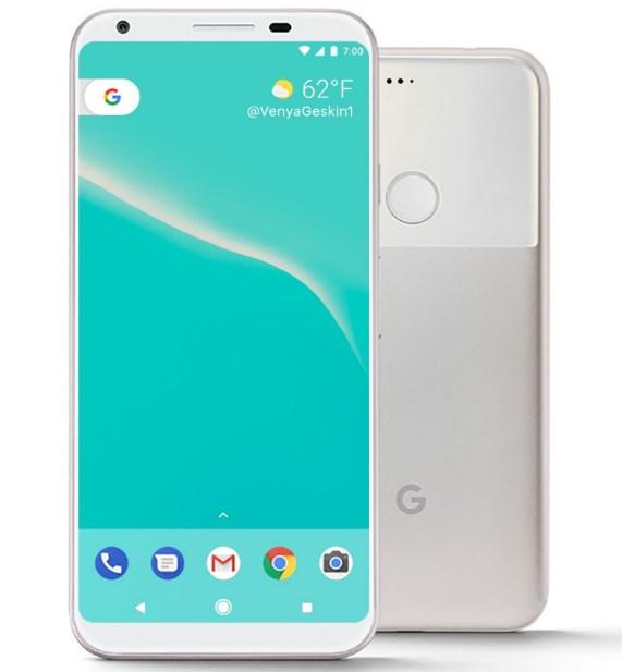 Google Pixel 2 (Taimen)