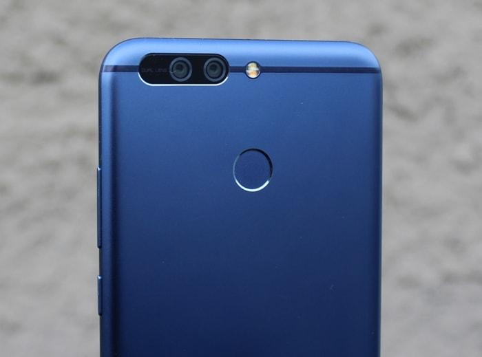 Двойная камера Honor 8 Pro