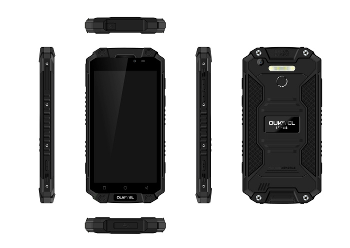 Oukitel K10000 MAX-black