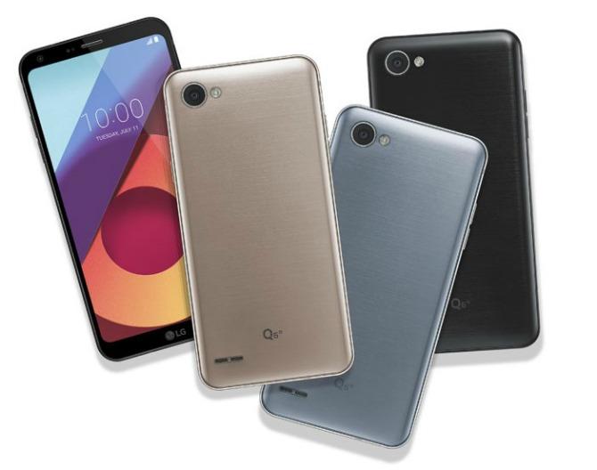 Смартфон LG Q6 получит дисплей Full Vision