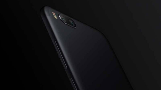 Xiaomi Mi5X вскором времени будет презентован