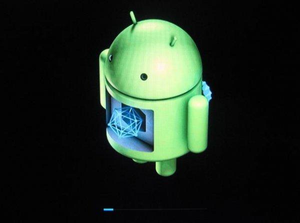 Перезагрузка Android