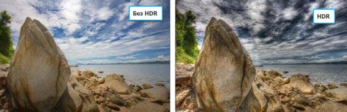HDR в камере