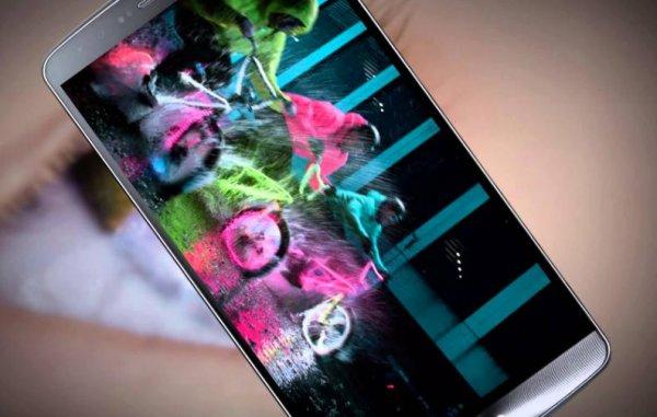Смартфон с Quad HD