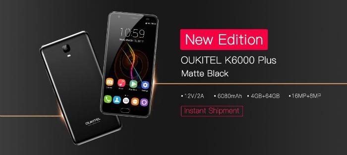 Oukite K6000 Plus