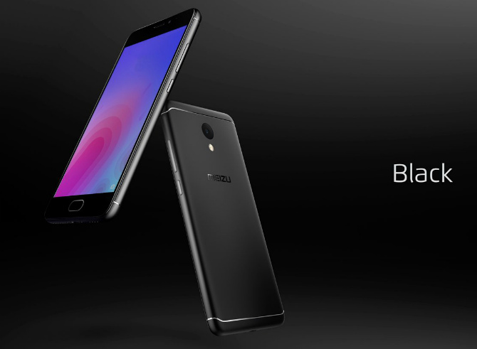 Новый смартфон Meizu M6 получил новый дизайн и железный корпус