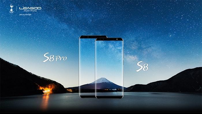 Leagoo S8 и S8 Pro