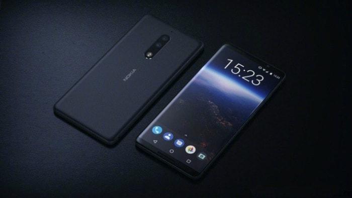 Nokia 9 рендер