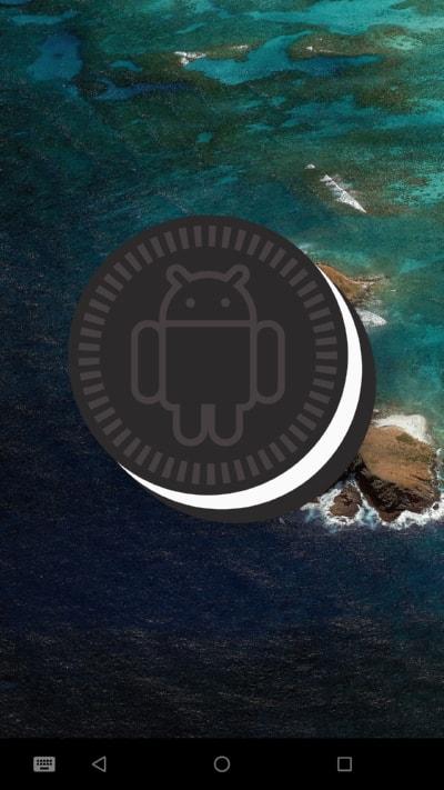 Пасхалка Android 8.1