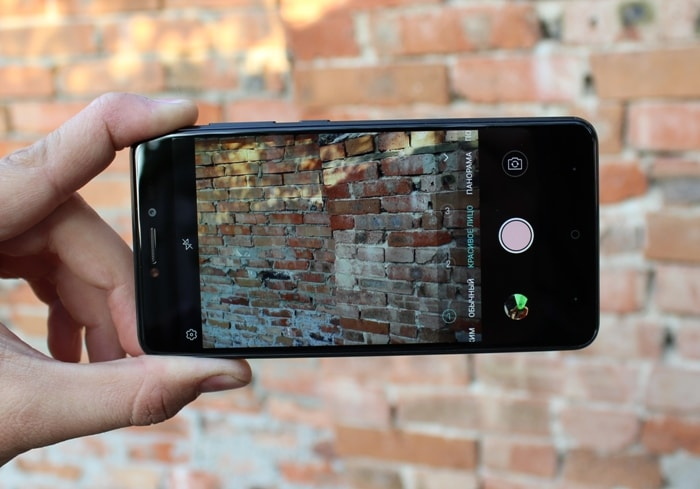Обзор BQ Strike Selfie