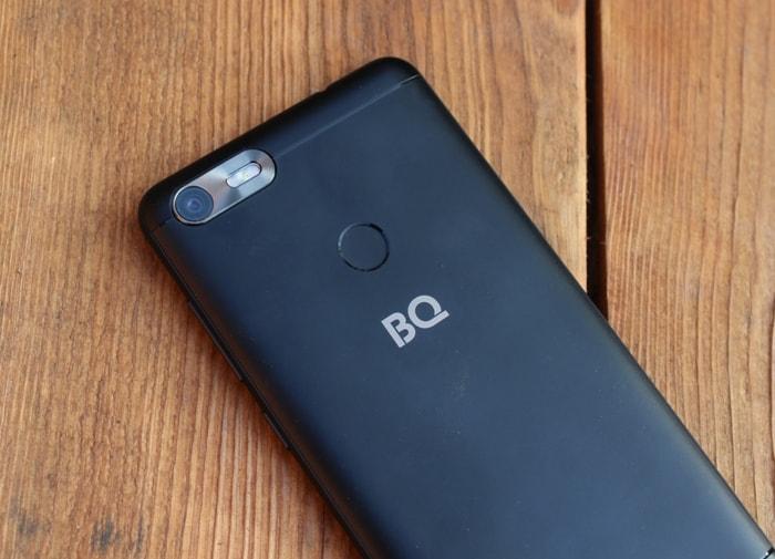 Камера BQ Strike Selfie