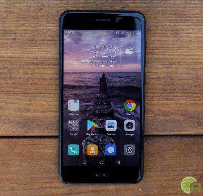 Экран Honor 6C Pro