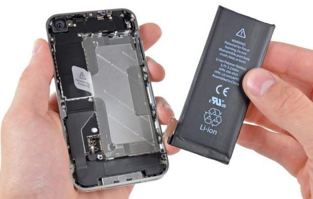 Батарея Li-ion