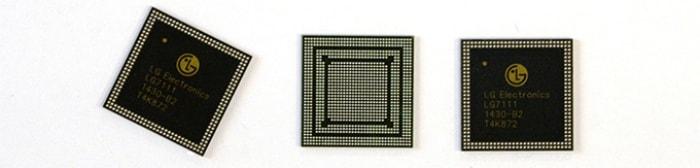 процессор от LG