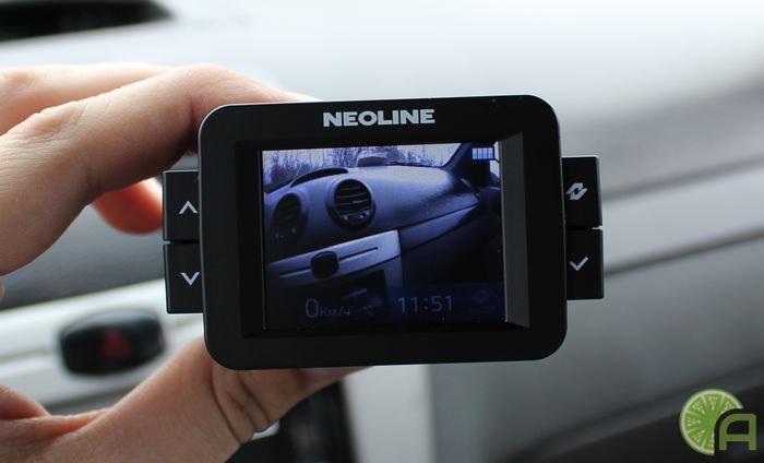 Кнопки Neoline X-COP 9000с
