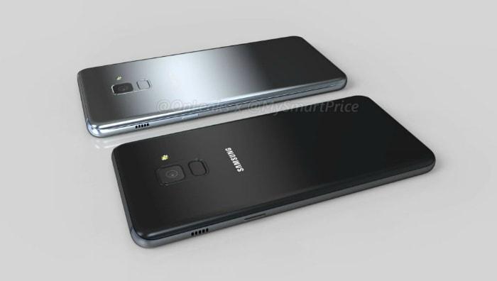 Samsung Galaxy A5 и A7 (2018)