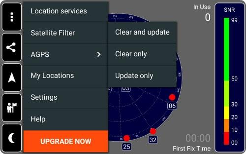 A-GPS в смартфоне