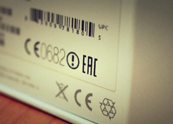 Смартфон с EAC