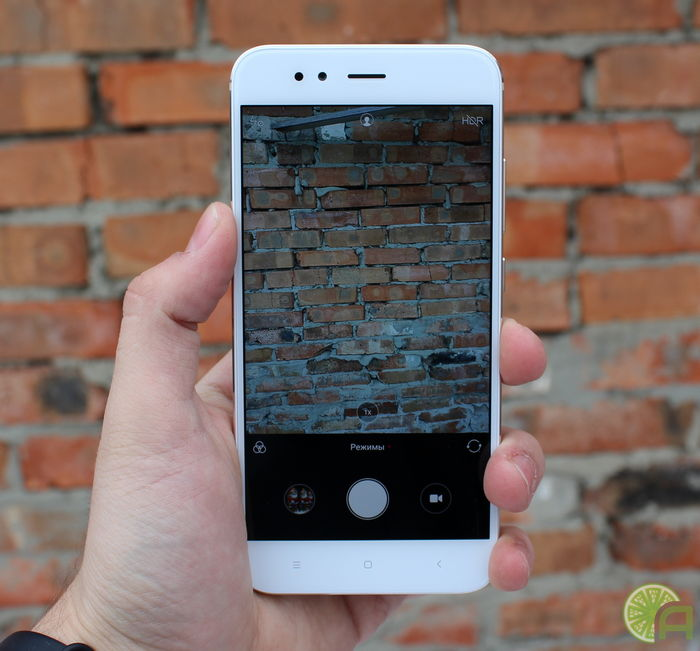 Камера Xiaomi Mi A1