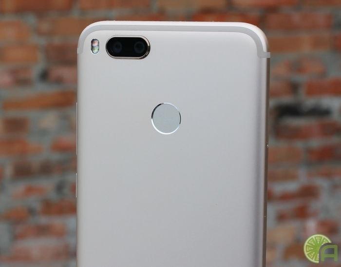 Двойная камера Xiaomi Mi A1