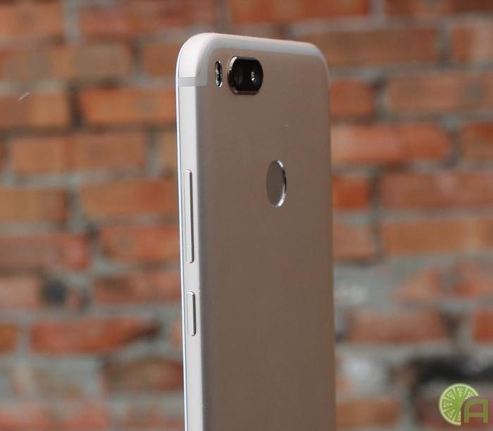 Кнопки Xiaomi Mi A1