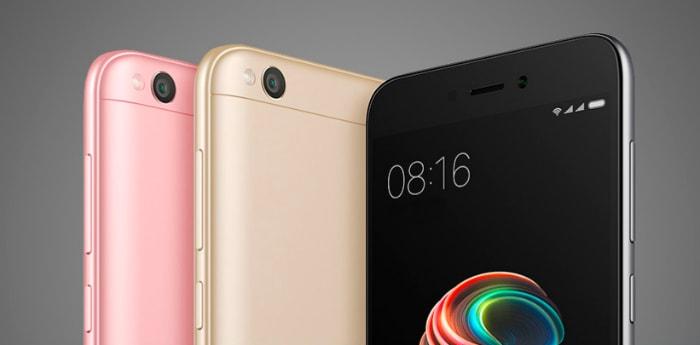 Xiaomi Redmi 5А