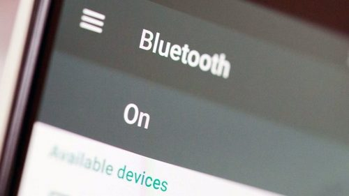 Bluetooth на смартфоне