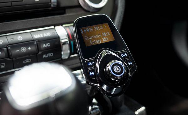 Bluetooth в машине