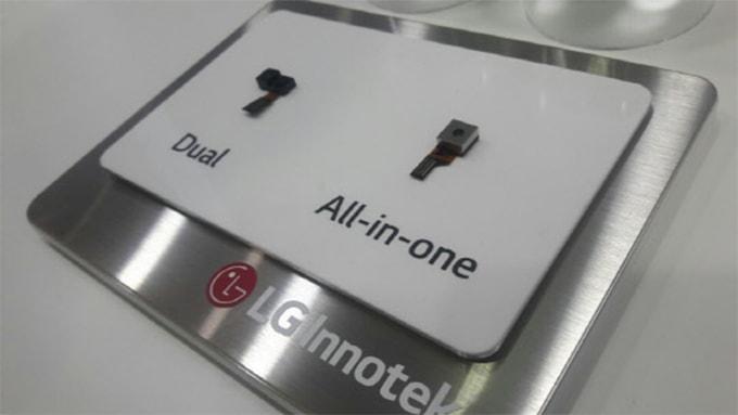 """LG G7 камера """"все-в-одном"""""""