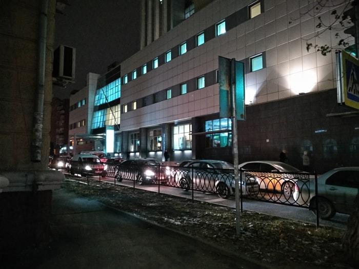 Ночное фото на Meizu M6 Note