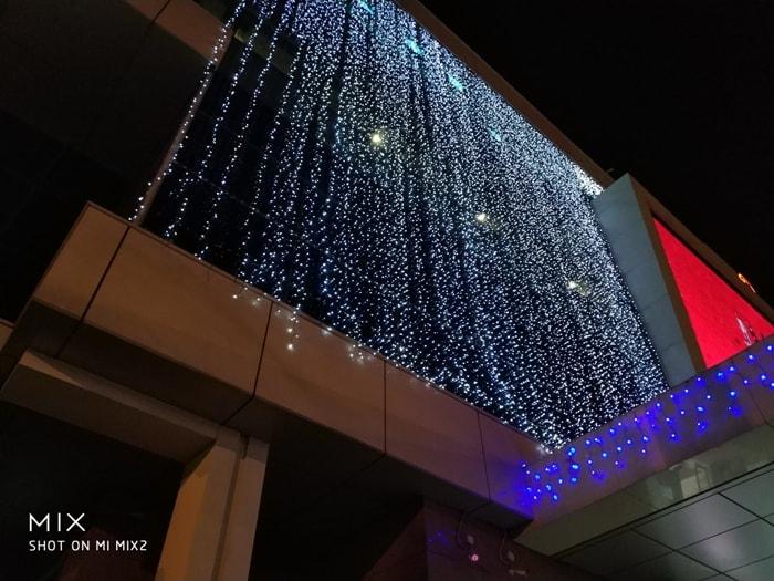 Фото на Xiaomi Mi Mix 2