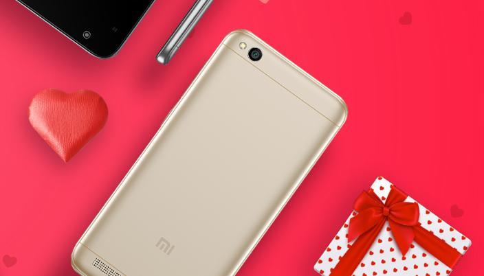 Xiaomi Redmi 5A на Tmall