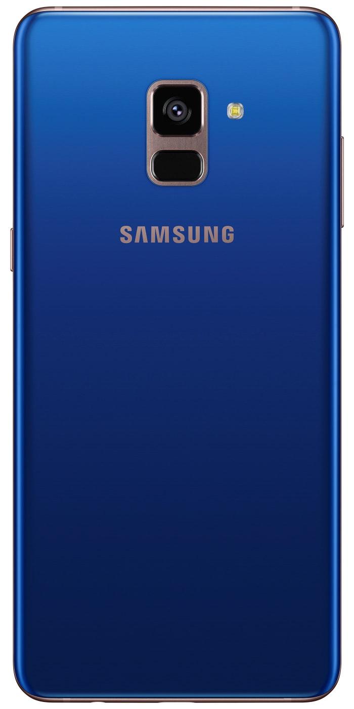 Samsung Galaxy A8 и A8+ (2018)