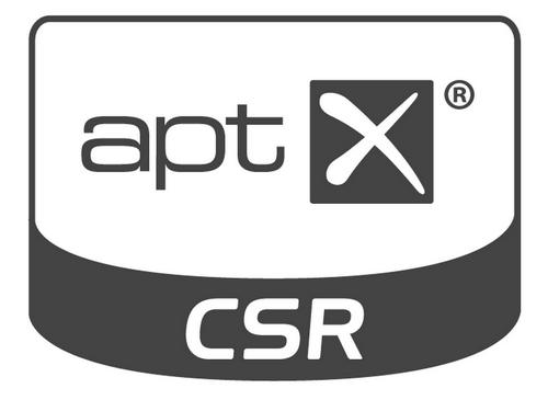 Логотип AptX