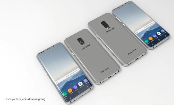 Samsung Galaxy S9, Samsung Galaxy S9+