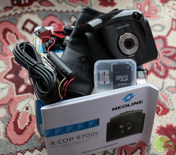 Комплект Neoline X-COP 9700s