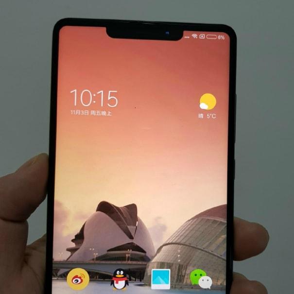 Стали известны все характеристики телефона Xiaomi Mi7
