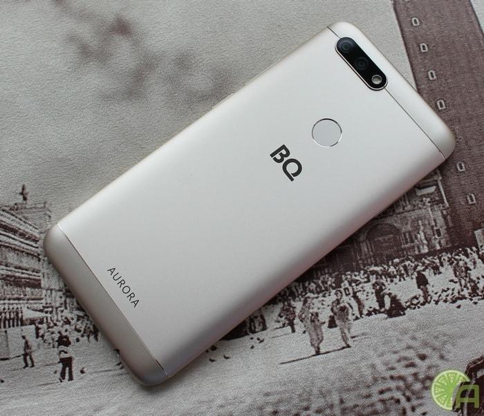 Смартфон BQ Aurora