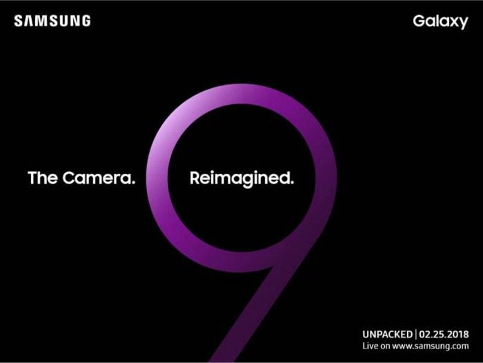Samsung Galaxy S9/S9+ тизер